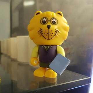 SG50 SINGA (Teacher Singa) Lion