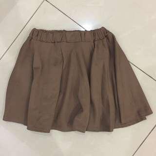 Mini Winter Skirt
