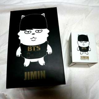BTS JIMIN 16cm & 6cm Figurine set