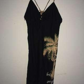 Dress Pantai Import