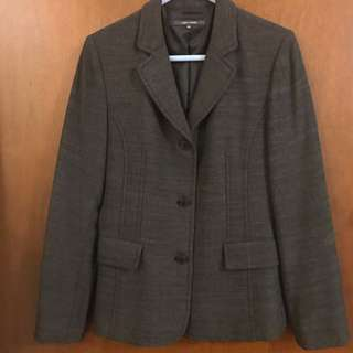 Cour Carre M Size 40 Dark Grey Jacket