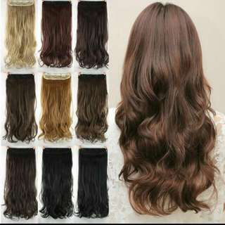 Clip On Hair Extensions manila