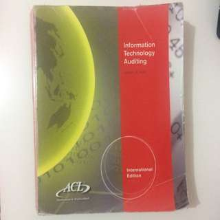 Information Technology Auditing James A. Hall