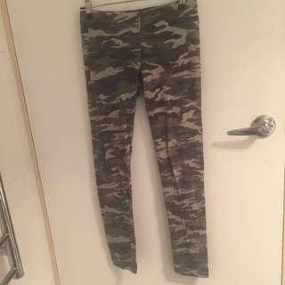 Camo Army Supré Leggingd