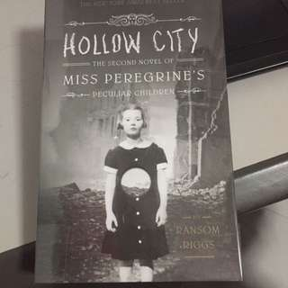 [Storybook] Hollow City   The Second Novel of Miss Peregrine's Perculiar Children