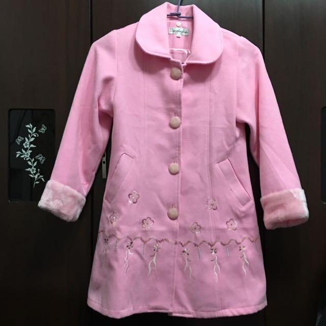 氣質女童外套