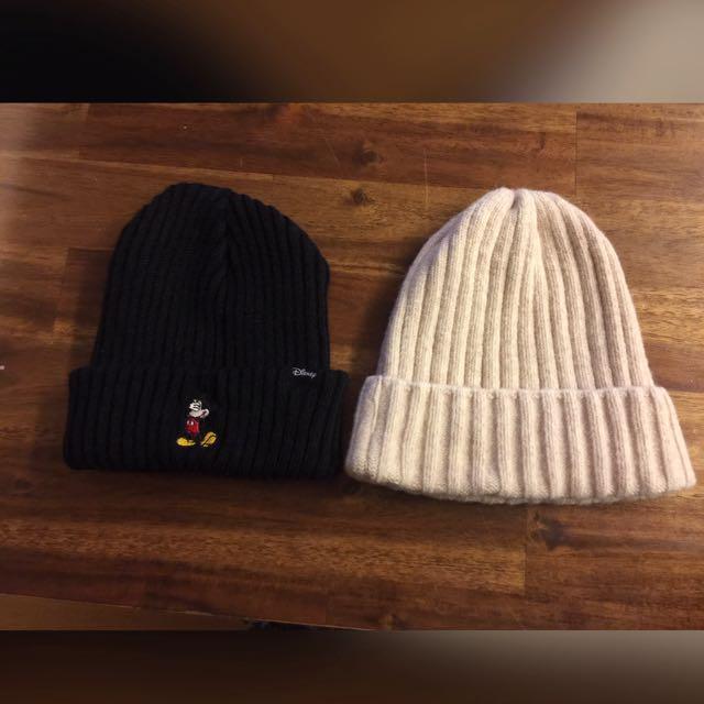 폭스폼폼 모자
