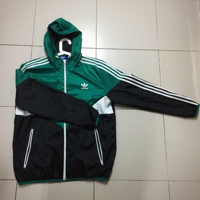 (買到賺到)Adidas 風衣外套