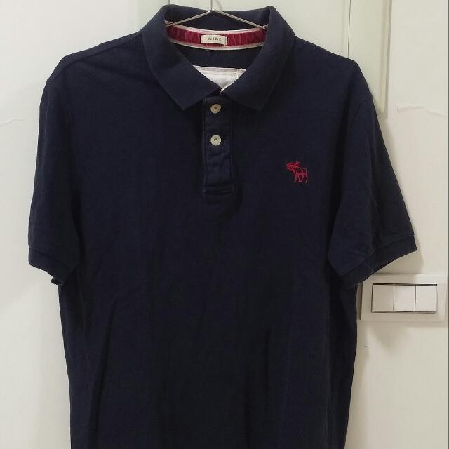 A&F Polo衫
