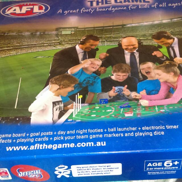 AFL the Game