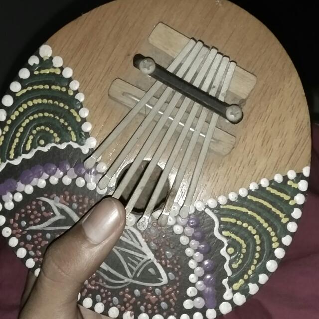 Alat Music Batok Kelapa