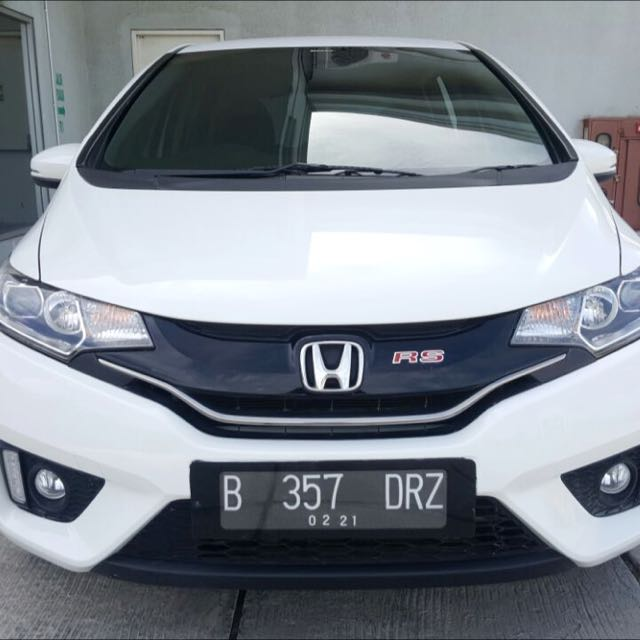 All New Honda Jazz 15 RS Matic 2016 Cars For Sale On Carousell