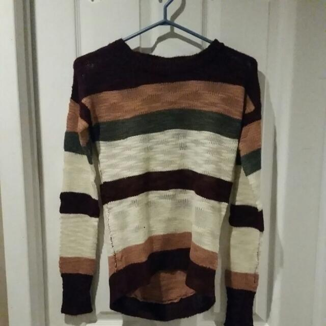 Ardenes small Striped Sweater