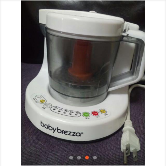 Babybrezza 嬰兒 寶寶 副食品 料理機