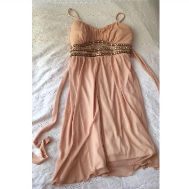 Beaded Cocktail Dress