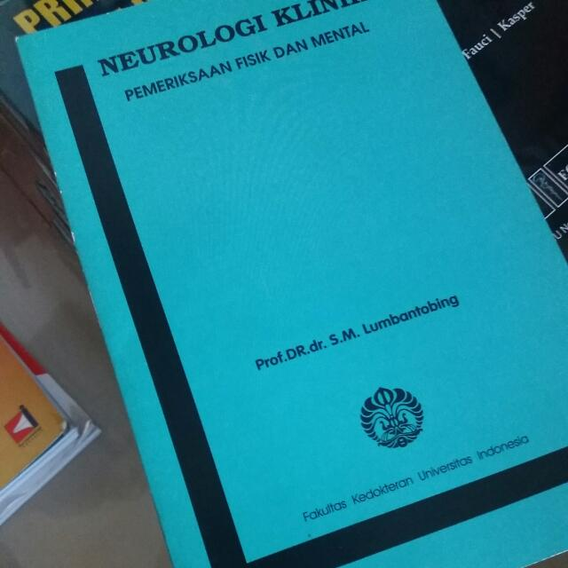 Buku Neurologis Klinis