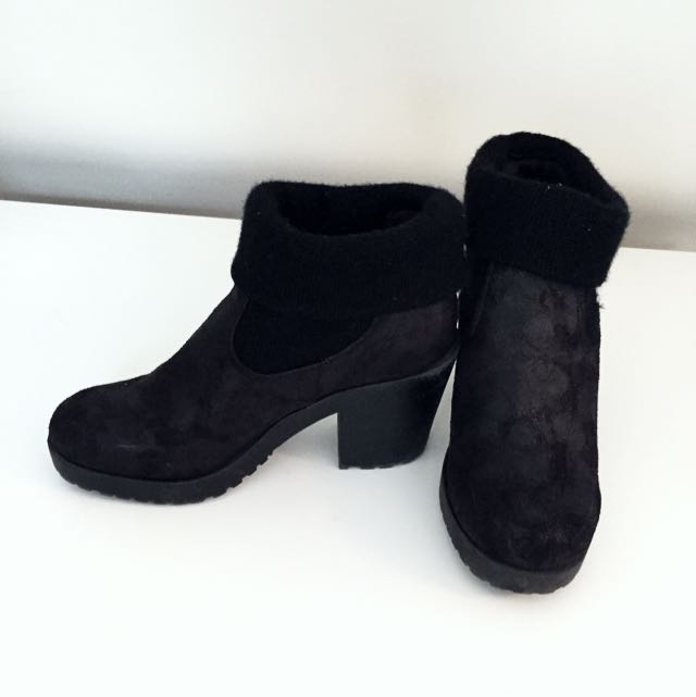 Call It Spring Booties Size 8