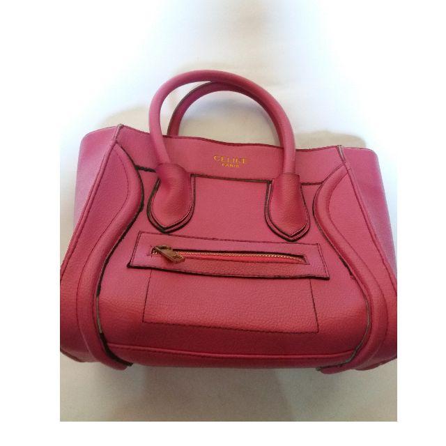 Celine Bag Pink Preloved (NETT PRICE)