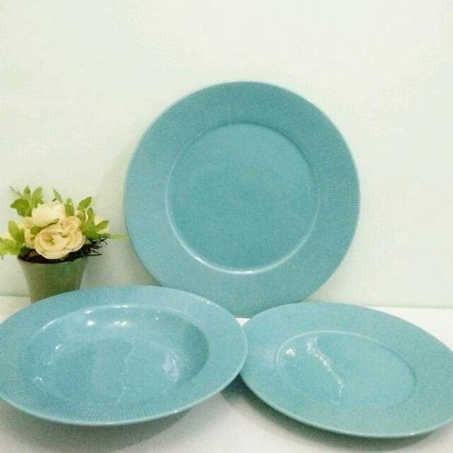 Dinnerset Blue