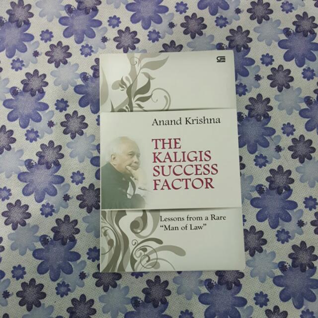 [English] The Kaligis Success Factor