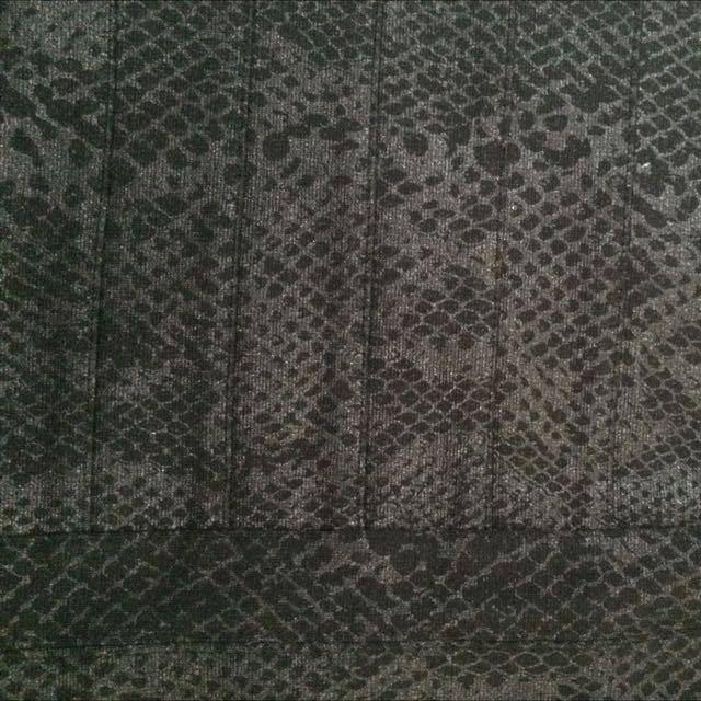 Express Black Skirt (Size 2)