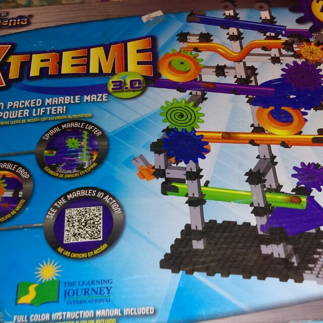 Extreme Marble Maze