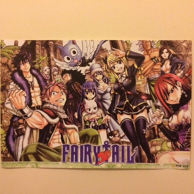 Fairy Tail Posters