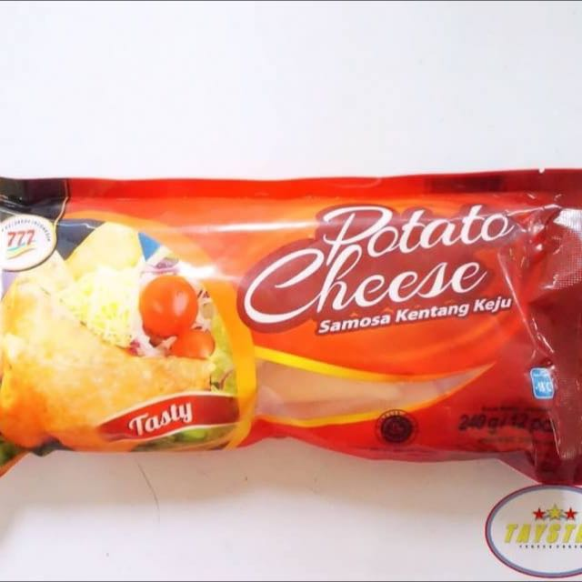 Frozen Potato Cheese