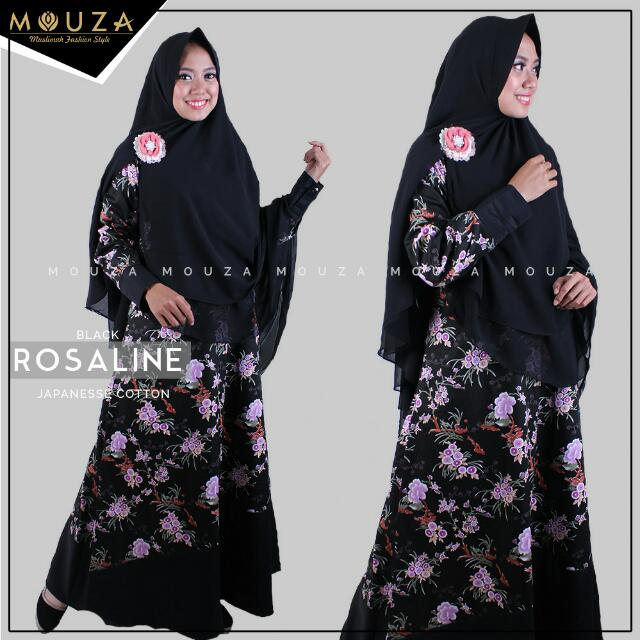 Gamis Rosaline By Mouza