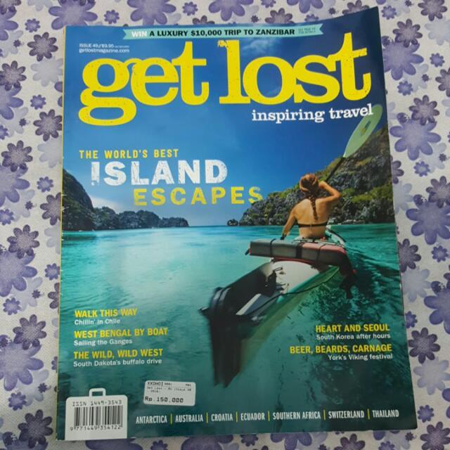 Get Lost Travel Magazine