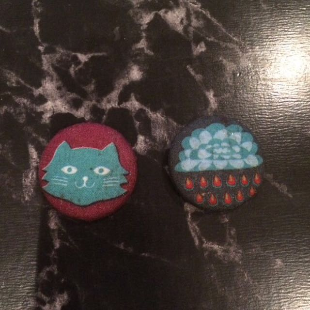 Hand Made Badges