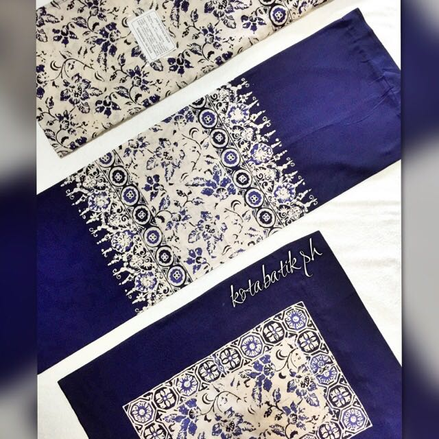 Indonesian Batik Bedsheet set