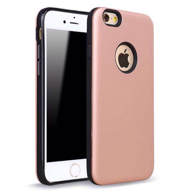 Matte Shockproof Iphone cases