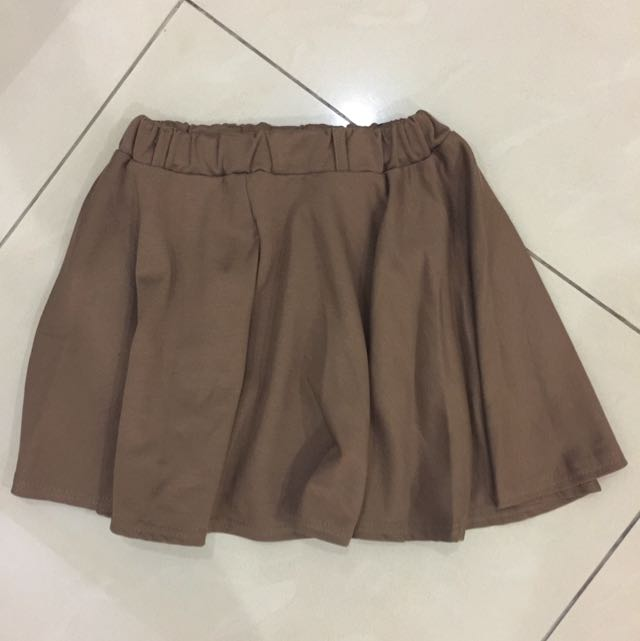 Mini Winter Skirt