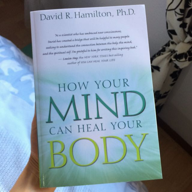 NEW how the mind can heal the body