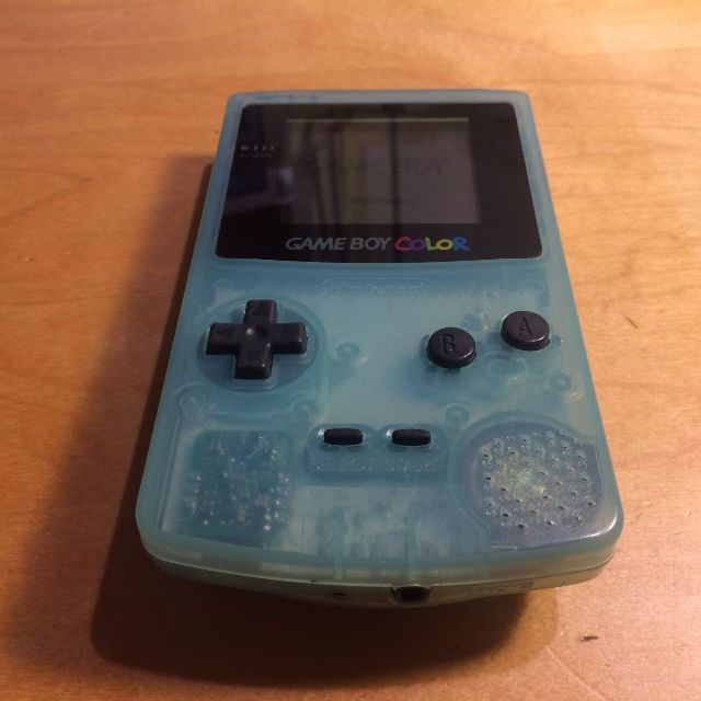Nintendo Gameboy Color (Ice Blue Toys 'R Us Limited Edition) - 30 Day Warranty!