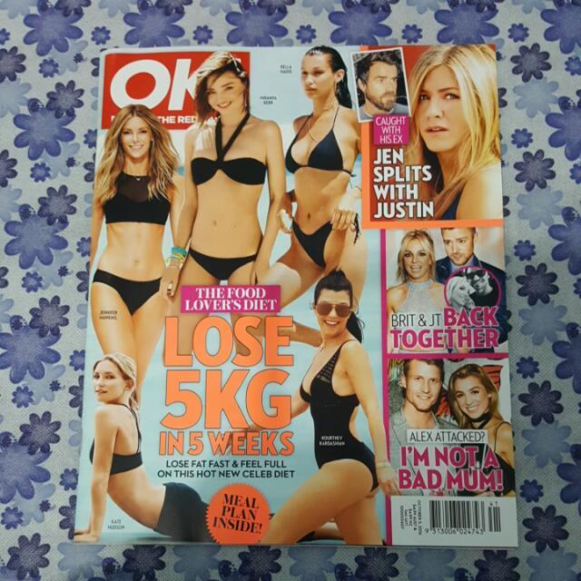 OK! Australia Magazine