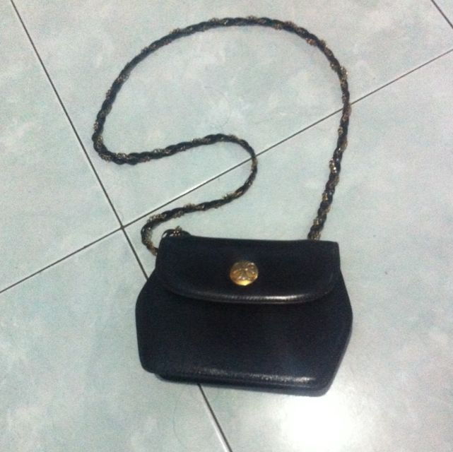 Original Black Orchidea Sling Bag