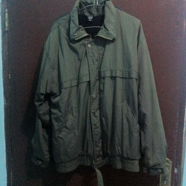 Original GAP Bomber Parka