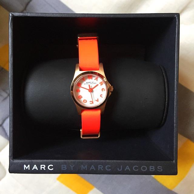 ORIGINAL Marc Jacobs Henry Dinky watch