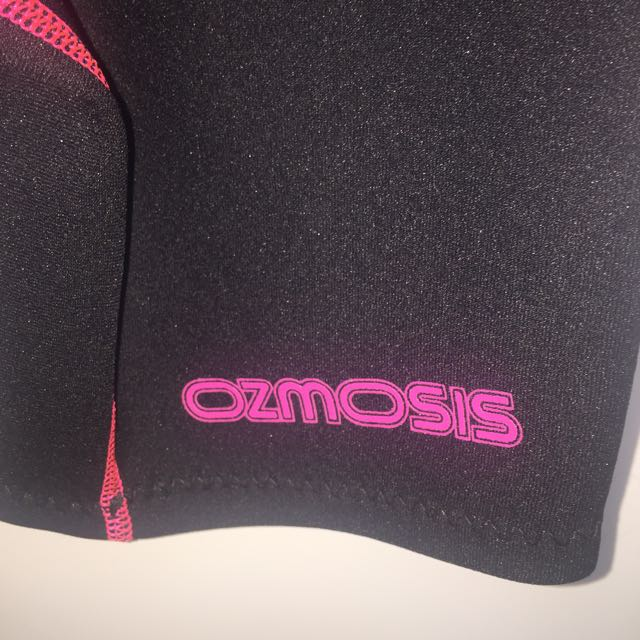 Ozmosis Pink Wetsuit Size 12 Kids