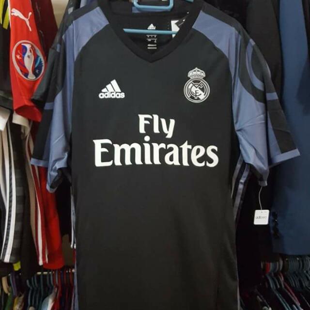 a92743295 Real Madrid Season 16-17 Third Kit Adizero