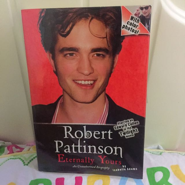 Robert Pattinson (Eternally Yours)