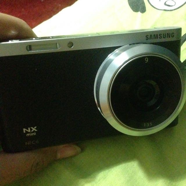 camera samsung nx mini mirrorless