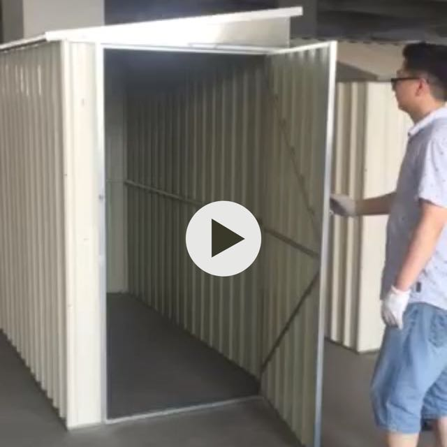 Sheds 工具房 Storage Room Outdoor Pent Rooftop