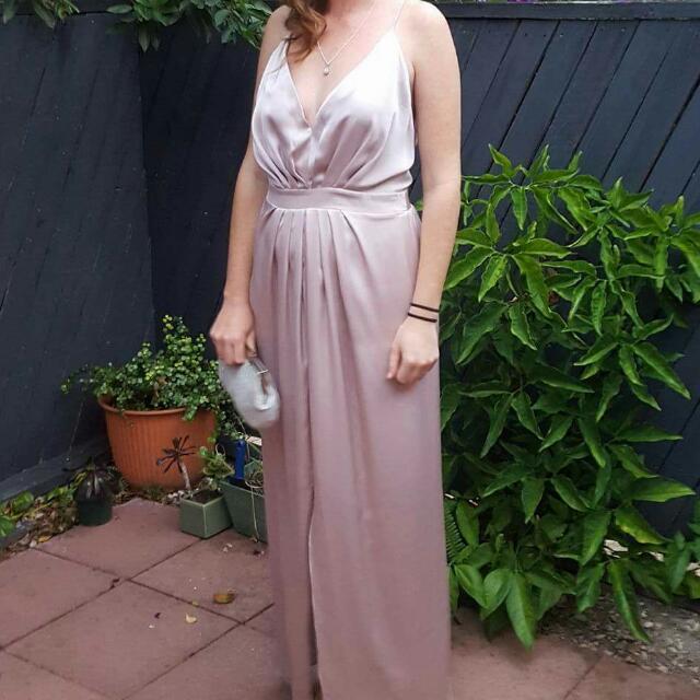 Sheike Goddess Maxi Dress, size 12.