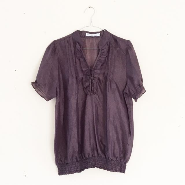 St. Yves Ladies Blouse