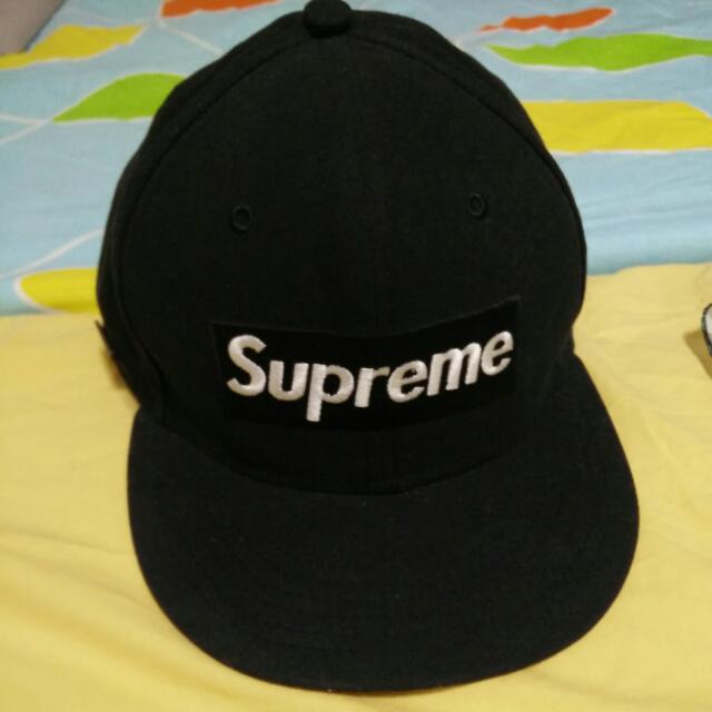 fa00000940d Supreme X Goretex New Era Fitted Cap