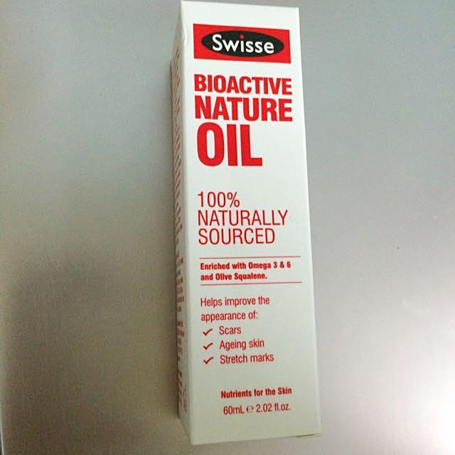 Swisse澳洲Bioactive Oil 神奇除疤油bio Oil