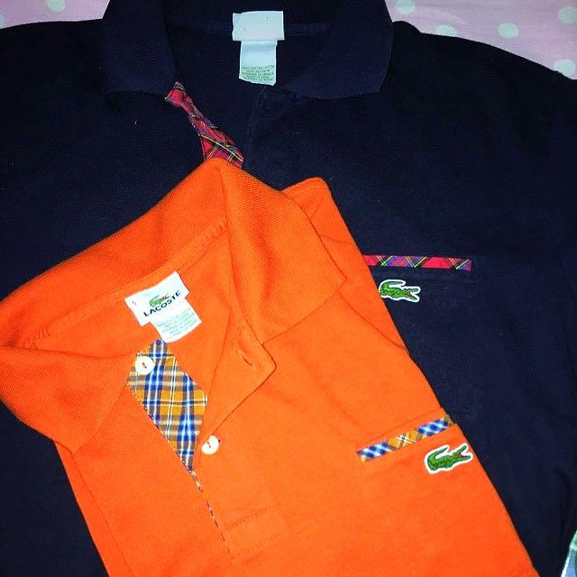 Sz 5 Men's Lacoste Polo Shirt
